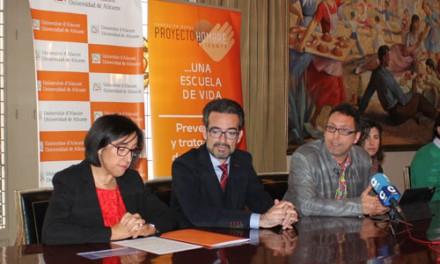 La Orquesta Filarmónica de la Universidad de Alicante ofrecerá tres conciertos de primavera