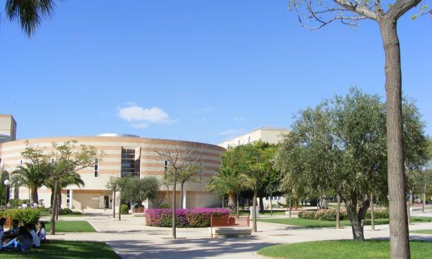 Concurso para diseñar el logotipo de la sede de la UA en Denia