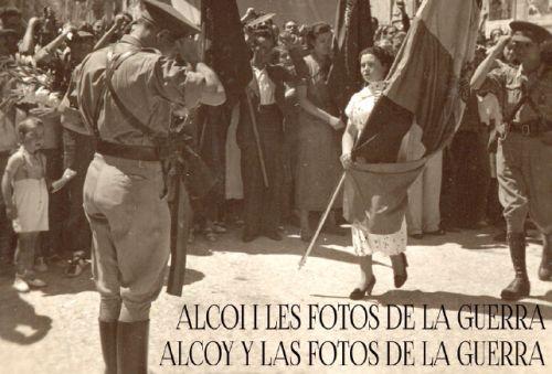 Alcoi y las fotos de la guerra