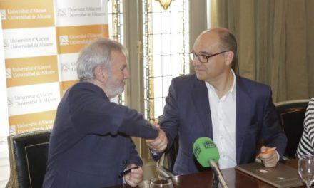 La Universidad de Alicante y el Puerto de Alicante colaborarán en materia medioambiental