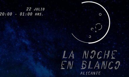 Noche en blanco alicantina