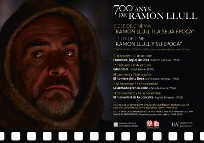 La UA celebra el aniversario de Ramon Llull