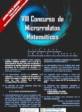 Microrrelatos con el número e en la UA