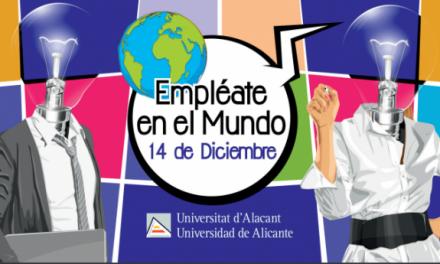 Aprovecha las oportunidades de trabajo en el extranjero