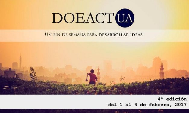 Un fin de semana para desarrollar ideas