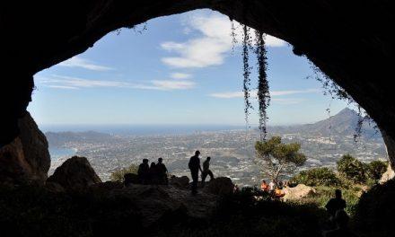 El Sendero de la Montaña de Alicante de la UA inicia su recorrido hacia el GR