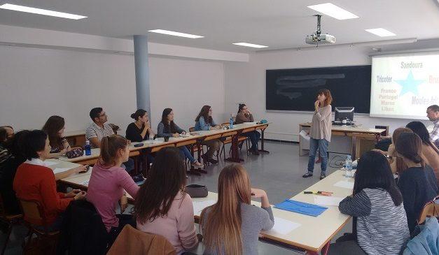 Los Talleres de Lenguas y Culturas de la Universidad de Alicante ampliarán la oferta el próximo curso