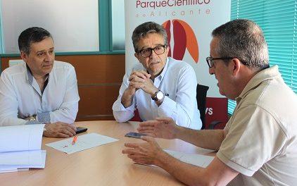 La empresa biotecnológica Bioithas se une al Parque Científico de Alicante