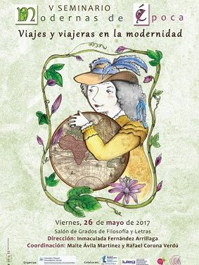 Mujeres viajeras en los siglos XVI, XVII y XVIII
