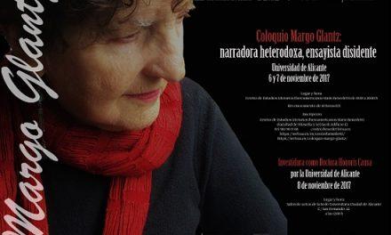 """El CeMaB presenta el coloquio """"Margo Glantz: narradora heterodoxa, ensayista disidente"""""""