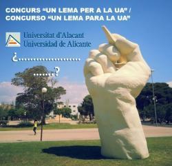 Un nuevo lema para la UA