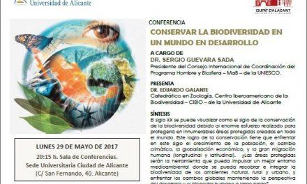 El cuidado de la biosfera, a debate en la Seu