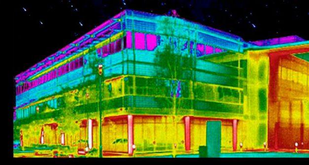 La termografía infrarroja aplicada a la construcción