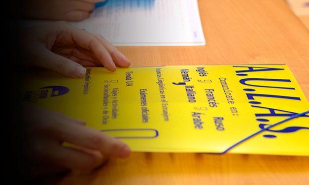 Ya puedes matricularte a los cursos de idiomas de la UA