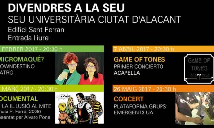 Game of Tones canta en la Seu