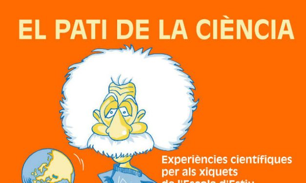 El Pati de la Ciència, experimentos y magia para todos en la UA