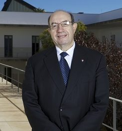 El catedrático Salvador Ordóñez, alicantino de adopción