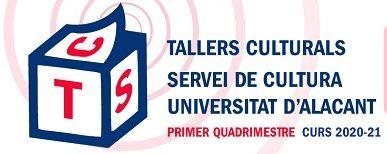 La UA lanza su oferta de talleres culturales para el primer cuatrimestre del curso
